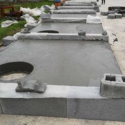 襄阳水泥盖板施工流程